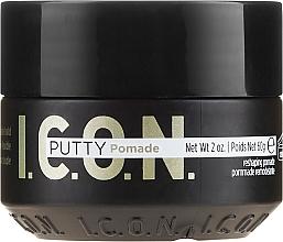 Parfémy, Parfumerie, kosmetika Stylingová pomáda - I.C.O.N. Liquid Fashion Putty Pomade