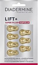 Parfémy, Parfumerie, kosmetika Pleťové kapsle - Diadermine Lift+ Super Filler Capsules
