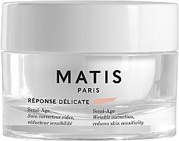 Parfémy, Parfumerie, kosmetika Zklidňující krém proti vráskám pro citlivou pleť - Matis Reponse Delicate Sensi-Age