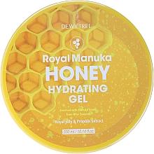 Parfémy, Parfumerie, kosmetika Hydratační gel Královský manukový med - Dewytree Royal Manuka Honey Hydrating Gel