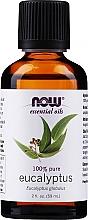 Parfémy, Parfumerie, kosmetika Éterický olej Eukalyptus - Now Foods Eucalyptus Essential Oils