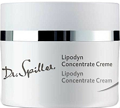 Parfémy, Parfumerie, kosmetika Vyživující krém pro suchou pleť - Dr. Spiller Lipodyn Concentrate Cream