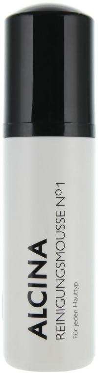 Čistící pěna na obličej - Alcina №1 Cleansing Mousse