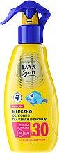 Parfémy, Parfumerie, kosmetika Dětské ochranné mléko od slunce - DAX Sun Body Lotion SPF 30