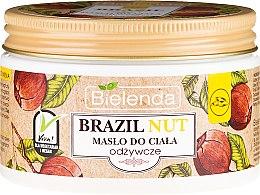 """Parfémy, Parfumerie, kosmetika Olej na tělo """"Brazilský oříšek"""" - Bielenda Brazil Nut Body Butter"""