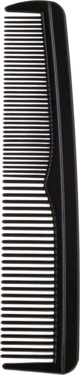 Vlasový hřeben 60366, černý - Top Choice