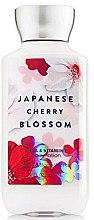 Parfémy, Parfumerie, kosmetika Bath and Body Works Japanese Cherry Blossom - Tělové mléko