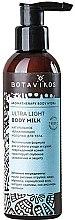 Parfémy, Parfumerie, kosmetika Tělové mléko - Botavikos Ultra Light Body Milk