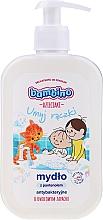 Parfémy, Parfumerie, kosmetika Antibakteriální mýdlo na ruce s panthenolem s ovocnou vůní - Bambino Family Antibacterial Soap