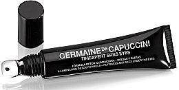 Parfémy, Parfumerie, kosmetika Krém-gel proti tmavým skvrnám - Germaine de Capuccini Timexpert SRNS Eyes Illuminating Detox Formula