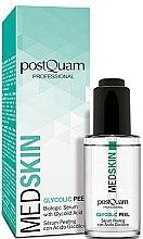 Parfémy, Parfumerie, kosmetika Glykolýzové sérum-peeling na obličej - PostQuam Med Skin Glycolic Peeling Serum
