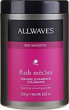 Parfémy, Parfumerie, kosmetika Zesvětlující tónovací pudr - Allwaves Flash Maches Bleaching Colouring Powder