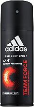 Parfémy, Parfumerie, kosmetika Adidas Team Force - Deodorant