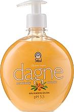 "Parfémy, Parfumerie, kosmetika Tekuté mýdlo ""Rakytník"" - Seal Cosmetics Dagne Liquid Soap"