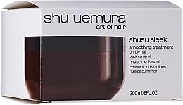 Parfémy, Parfumerie, kosmetika Maska pro nepoddajné vlasy - Shu Uemura Art Of Hair Shusu Sleek Smoothing Treatment