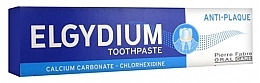 Parfémy, Parfumerie, kosmetika Zubní pasta - Elgydium Anti-Plaque Toothpaste