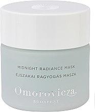 Parfémy, Parfumerie, kosmetika Noční maska na obličej - Omorovicza Midnight Radiance Mask