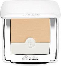Parfémy, Parfumerie, kosmetika Kompaktní pudr - Guerlain Blanc De Perle Brightening Compact Foundation