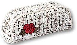 """Parfémy, Parfumerie, kosmetika Kosmetická taška """"Rose"""", 95801, béžová - Top Choice"""
