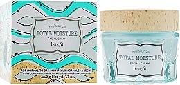 Parfémy, Parfumerie, kosmetika Hydratační pleťový krém - Benefit Total Moisture Facial Cream