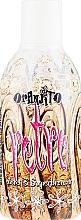 Parfémy, Parfumerie, kosmetika Opalovací mléko do solária - Oranjito Level 3 White Tea Retro