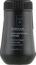 Parfémy, Parfumerie, kosmetika Vlasový pudr pro objem pro muže - Lavish Care Hurricane Hair Mattifying Powder