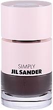 Parfémy, Parfumerie, kosmetika Jil Sander Simply Poudree Intense - Parfémovaná voda