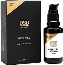 Parfémy, Parfumerie, kosmetika Anti-aging pleťové sérum - Simone DSD De Luxe Matrixfill Anti-wrinkle Serum
