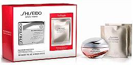 Parfémy, Parfumerie, kosmetika Sada - Shiseido Bio-Performance Lift Dynamic Cream Set (cr/50ml+exfol/disc/2pieces)