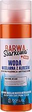 Parfémy, Parfumerie, kosmetika Micelární voda - Barwa Siarkowa + Aloes Micellar Water