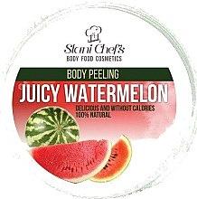 Parfémy, Parfumerie, kosmetika Scrub na tělo Juicy Watermelon - Hristina Stani Chef'S Juicy Watermelon Body Peeling