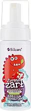 Parfémy, Parfumerie, kosmetika Dětská krém-pěna pro koupání - Silcare Bubble Gum Washing Foam for Kids