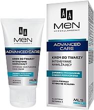 Parfémy, Parfumerie, kosmetika Hydratační krém na obličej - AA Men Advanced Face Cream Intensive Moisturizing