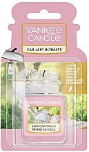 Parfémy, Parfumerie, kosmetika Vůně do auta - Yankee Candle Car Jar Ultimate Sunny Daydream