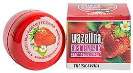 Parfémy, Parfumerie, kosmetika Vazelína na rty Jahoda - Kosmed Flavored Jelly Strawberry