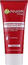 Parfémy, Parfumerie, kosmetika Krém na ruce - Garnier Intensive Care Very Dry Skin Regenerating Hand Cream