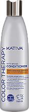 Parfémy, Parfumerie, kosmetika Kondicionér na vlasy - Kativa Color Therapy Anti-Orange Effect Conditioner