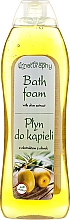 Parfémy, Parfumerie, kosmetika Koupelová pěna s výtažkem z oliv - Bluxcosmetics Naturaphy Bath Foam