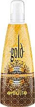 Parfémy, Parfumerie, kosmetika Opalovací mléko do solária - Oranjito Max. Effect Gold Turbo