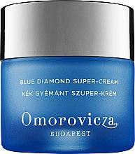 Parfémy, Parfumerie, kosmetika Anti-age pleťový krém - Omorovicza Blue Diamond Supercream