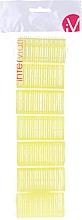 Parfémy, Parfumerie, kosmetika Natáčky na suchý zip, 499597, žluté - Inter-Vion