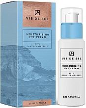 Parfémy, Parfumerie, kosmetika Hydratační oční krém - Vie De Sel Moisturizing Eye Cream