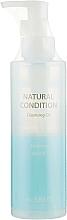 Parfémy, Parfumerie, kosmetika Hydrofilní olej pro hluboké čištění obličeje - The Saem Natural Condition Cleansing Oil Deep Clean