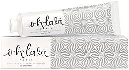 Parfémy, Parfumerie, kosmetika Bělící zubní pasta - Ohlala Whitening Mint