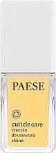Parfémy, Parfumerie, kosmetika Péče o kůžičku Mléko pro odstranění kůžičky - Paese Caticul Care