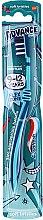 Parfémy, Parfumerie, kosmetika Dětský zubní kartáček, 9-12 let, tmavě modrý - Aquafresh Advance