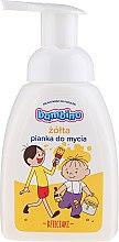 Parfémy, Parfumerie, kosmetika Pěna na mytí rukou a těla, žlutá - Nivea Bambino Kids Bath Foam Yellow
