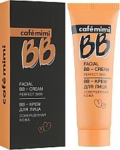 Parfémy, Parfumerie, kosmetika BB-krém Dokonalá pleť - Cafe Mimi Facial BB-Cream