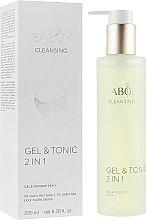Parfémy, Parfumerie, kosmetika Gel-tonikum na obličej - Babor Cleansing Gel & Tonic 2 in 1