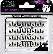 Parfémy, Parfumerie, kosmetika Umělé řasy - Ardell Double Up Medium Black Lashes